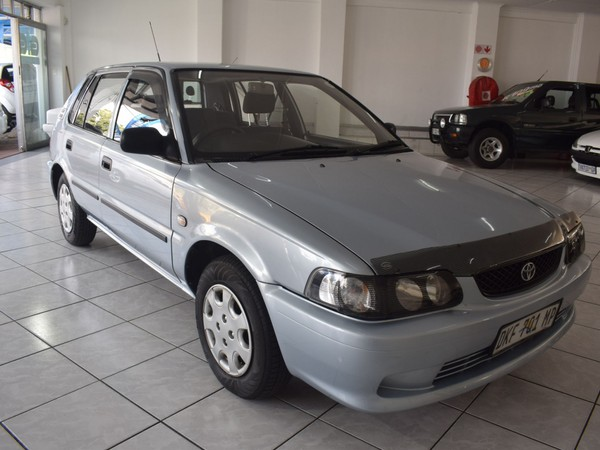 2005 Toyota Tazz 130  Rent to own available Gauteng Edenvale_0