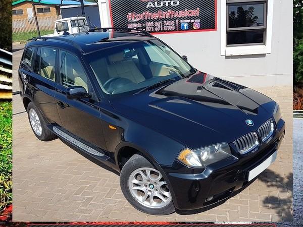 2006 BMW X3 3.0d At  Gauteng Pretoria North_0