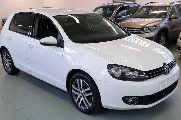 2010 Volkswagen Golf Vi 1.6 Tdi Comfortline Dsg  Western Cape Maitland_0