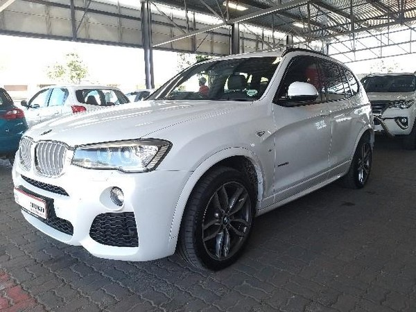 2015 BMW X3 xDRIVE35i xLINE Auto Eastern Cape King Williams Town_0
