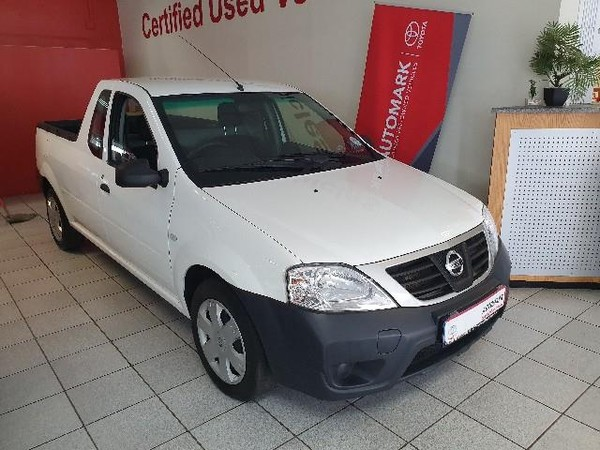 2018 Nissan NP200 1.6  Ac Safety Pack Pu Sc  Gauteng Springs_0