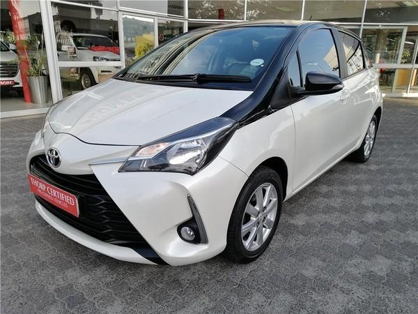 2018 Toyota Yaris 1.0 Pulse 5-Door Western Cape Cape Town_0
