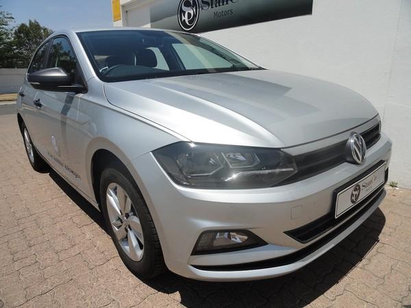 2019 Volkswagen Polo 1.6 Conceptline 5-Door Mpumalanga Secunda_0