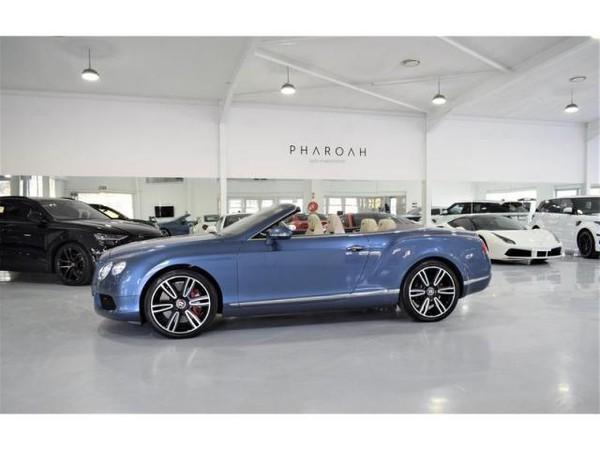 2013 Bentley Continental Gt Convertible  Gauteng Sandton_0