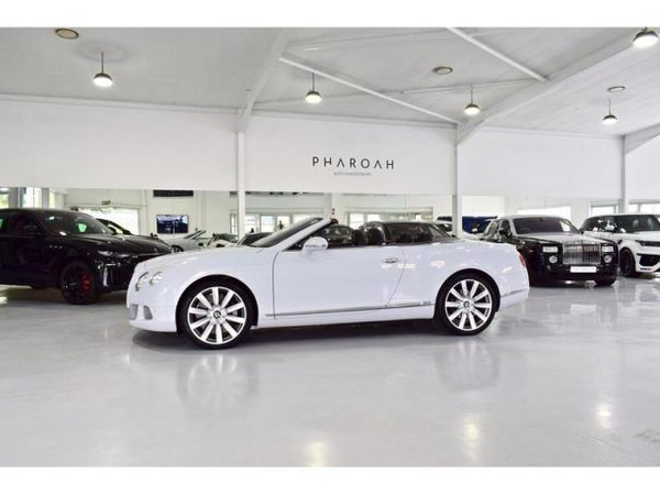 2012 Bentley Continental Gt Convertible  Gauteng Sandton_0