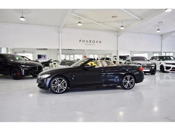 2017 BMW 4 Series 440i Convertible M Sport Auto Gauteng Sandton_0