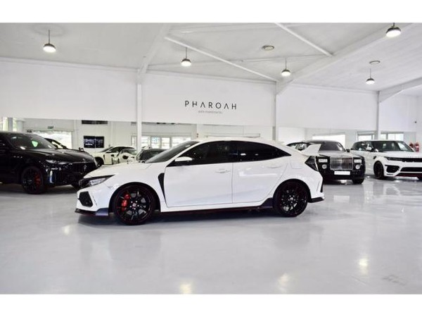 2019 Honda Civic 2.0T Type-R Gauteng Sandton_0
