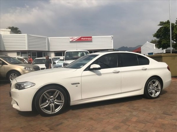 2014 BMW 5 Series 528i M Sport At f10  Western Cape Western Cape_0