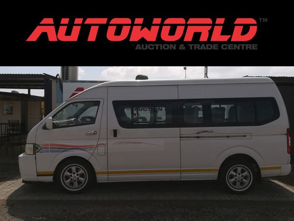 2015 B.A.W Sasuka 2.7i 16 SEAT Gauteng Pretoria_0