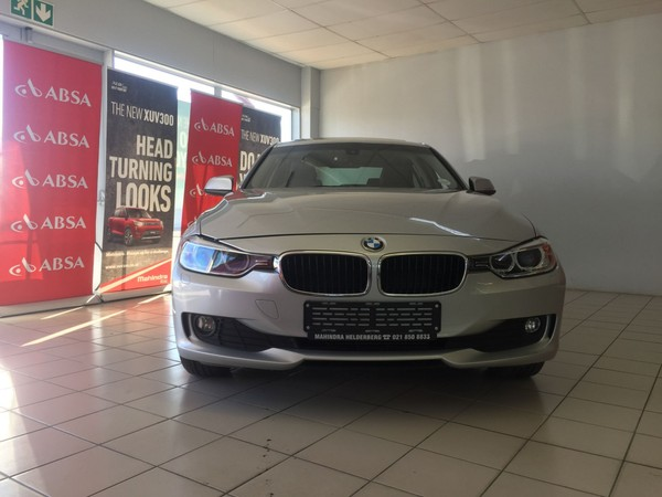 2015 BMW 3 Series 320D Auto Western Cape Western Cape_0
