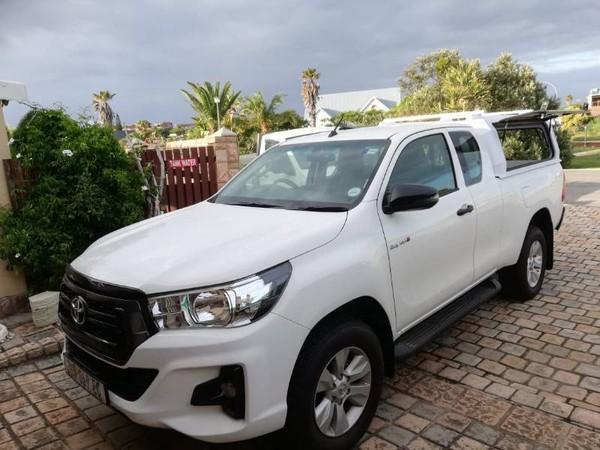 2019 Toyota Hilux 2.4 GD-6 RB SRX PU ECAB Eastern Cape Jeffreys Bay_0