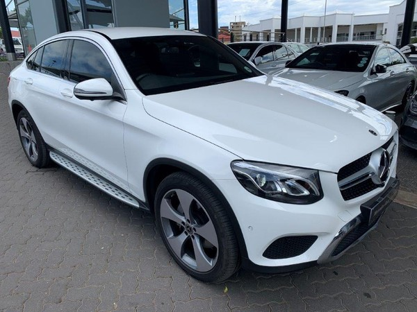 2018 Mercedes-Benz GLC COUPE 220d Gauteng Pretoria_0