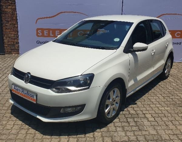 2014 Volkswagen Polo 1.6 Tdi Comfortline 5dr  Mpumalanga Nelspruit_0
