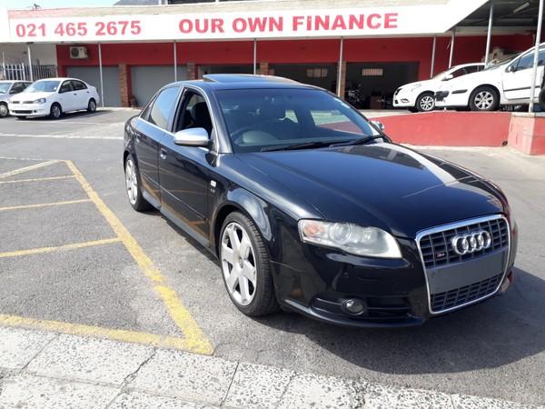 2005 Audi S4 4.2 Quattro Tip  Western Cape Cape Town_0