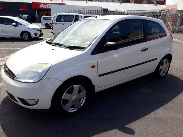 2005 Ford Fiesta 1.4i Trend 3dr  Western Cape Cape Town_0