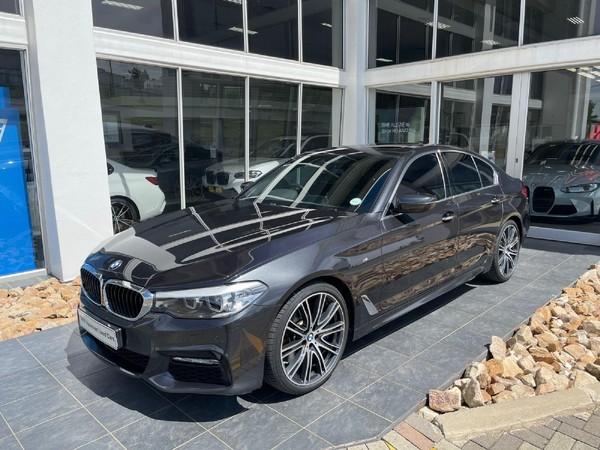 2018 BMW 5 Series 540i Auto Mpumalanga Secunda_0