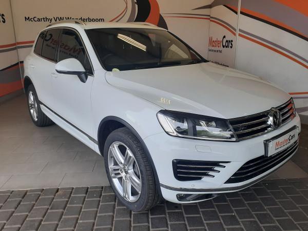 2015 Volkswagen Touareg GP 3.0 V6 TDI Luxury TIP Gauteng Pretoria_0