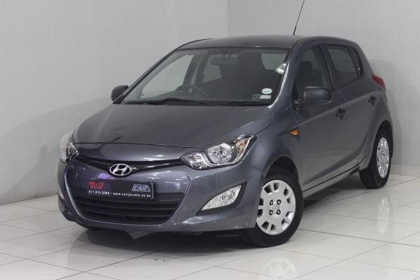 2015 Hyundai i20 1.2 Motion  Gauteng Nigel_0