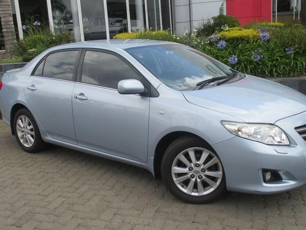 2009 Toyota Corolla 1.8 Exclusive At  Gauteng Johannesburg_0