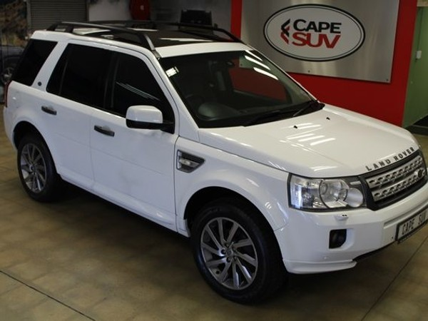 2011 Land Rover Freelander Ii 2.2 Sd4 Hse At  Western Cape Brackenfell_0