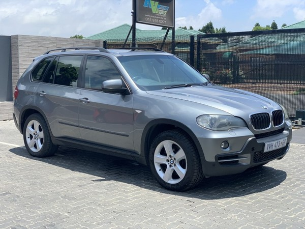 2007 BMW X5 3.0d At e70  Gauteng Johannesburg_0