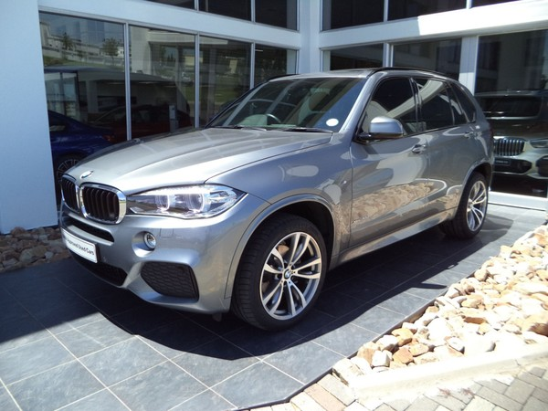 2016 BMW X5 xDRIVE30d M-Sport Auto Mpumalanga Secunda_0