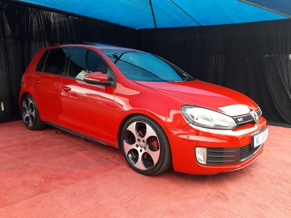 2010 Volkswagen Golf Vi Gti 2.0 Tsi Dsg  Kwazulu Natal New Germany_0