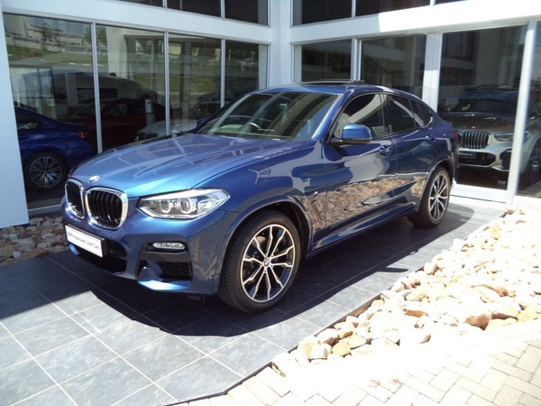 2019 BMW X4 xDRIVE20d M Sport Mpumalanga Secunda_0
