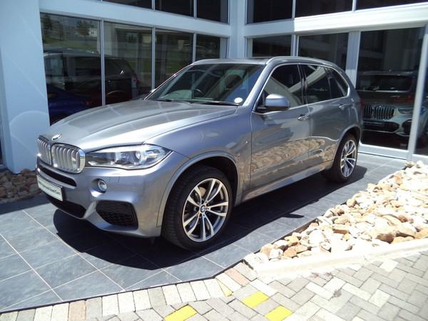 2016 BMW X5 xDRIVE40d M-Sport Auto Mpumalanga Secunda_0