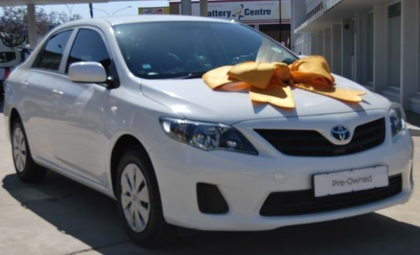 2017 Toyota Corolla Quest 1.6 Western Cape Oudtshoorn_0