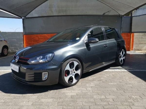 2012 Volkswagen Golf Vi Gti 2.0 Tsi Dsg  Western Cape Malmesbury_0