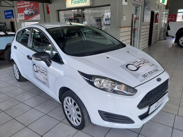 2018 Ford Fiesta 1.0 Ecoboost Ambiente 5-Door Free State Ficksburg_0
