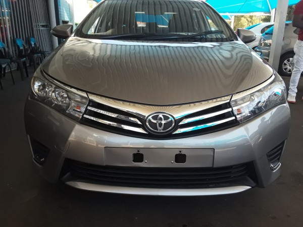 2016 Toyota Corolla 1.6 Prestige CVT Gauteng Johannesburg_0