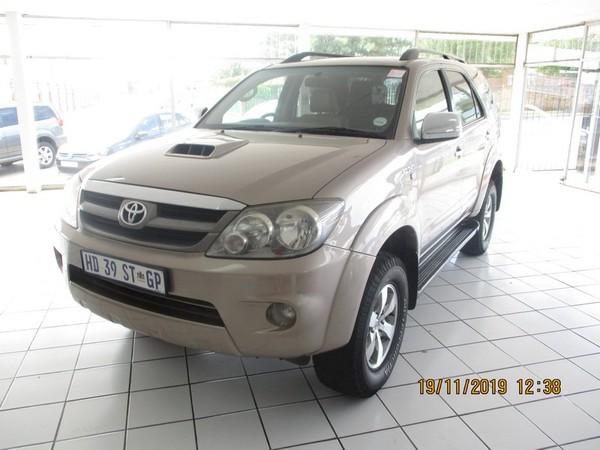 2008 Toyota Fortuner 3.0d-4d Raised Body  Gauteng Nigel_0