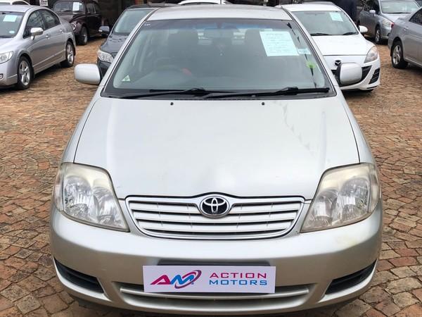 2005 Toyota Corolla 160i Gle At  Gauteng Lenasia_0