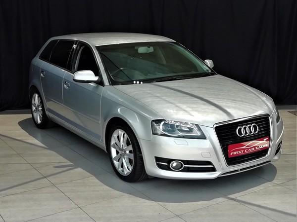 2012 Audi A3 Sportback 1.8 Tfsi Ambition  Gauteng Johannesburg_0
