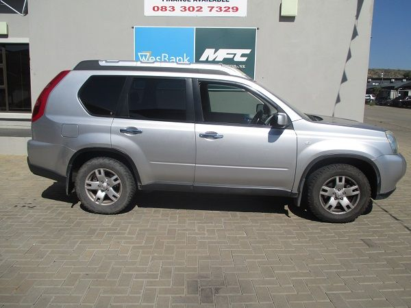 2009 Nissan X-Trail 2.0d Se 4x4 At r69  Gauteng Pretoria_0