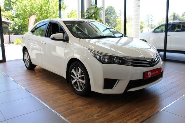 2014 Toyota Corolla 1.6 Prestige Gauteng Bryanston_0