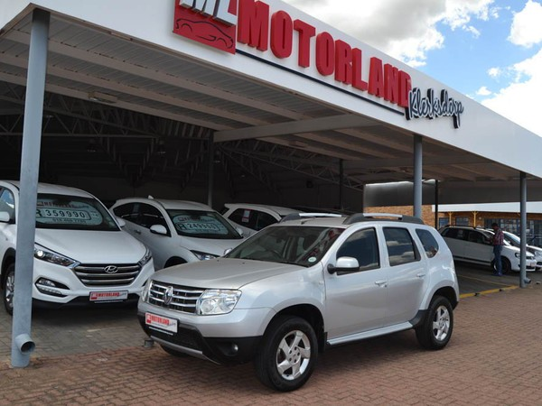 2013 Renault Duster 1.6 Dynamique North West Province Klerksdorp_0