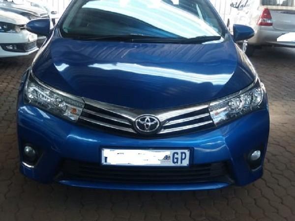 2016 Toyota Corolla 1.6 Prestige Gauteng Jeppestown_0