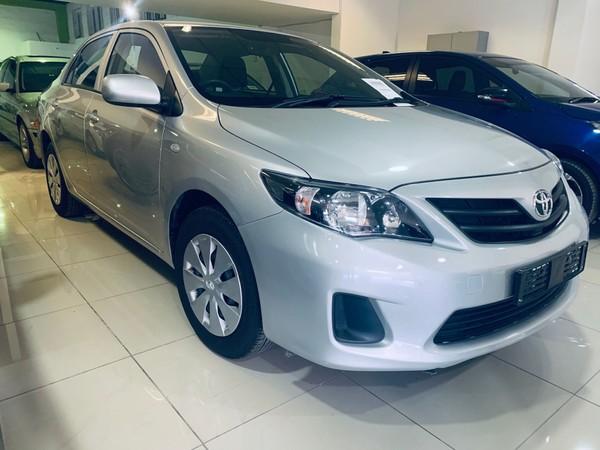 2018 Toyota Corolla Quest 1.6 Gauteng Benoni_0