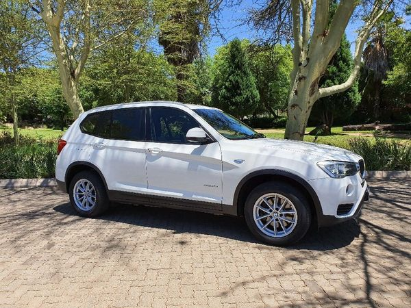 2016 BMW X3 X3 2.0d exclusive Gauteng Pretoria_0