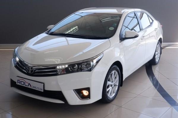 2016 Toyota Corolla 1.4D Prestige Western Cape Somerset West_0