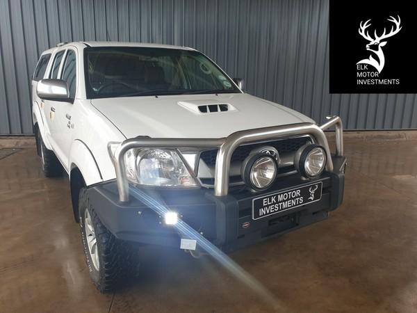 2008 Toyota Hilux 3.0 D-4d Raider 4x4 At Pu Dc  Mpumalanga Middelburg_0