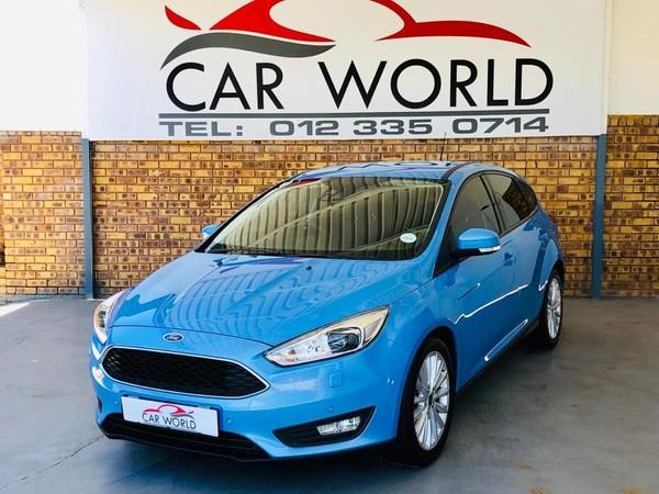 2018 Ford Focus 1.5 Ecoboost Trend Auto Gauteng Pretoria_0