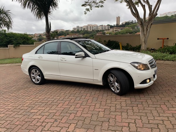 2012 Mercedes-Benz C-Class C180 Be Avantgarde At  Kwazulu Natal Umhlanga Rocks_0