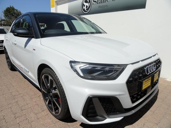 2019 Audi A1 Sportback 1.4 TFSI S-LINE S Tronic 35 TFSI Mpumalanga Trichardt_0
