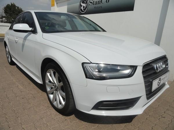 2015 Audi A4 2.0 Tdi S  Multitronic  Mpumalanga Trichardt_0