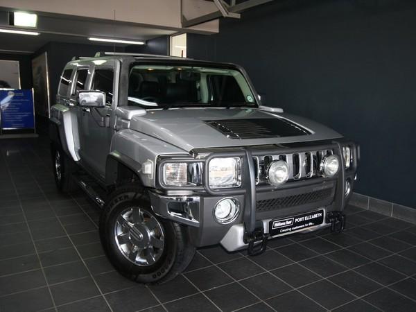 2010 Hummer H3 V8 Luxury At  Eastern Cape Port Elizabeth_0