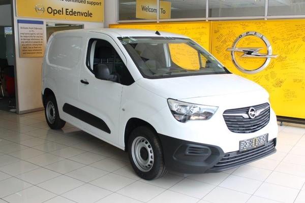 2020 Opel Combo Cargo 1.6TD FC PV Gauteng Edenvale_0